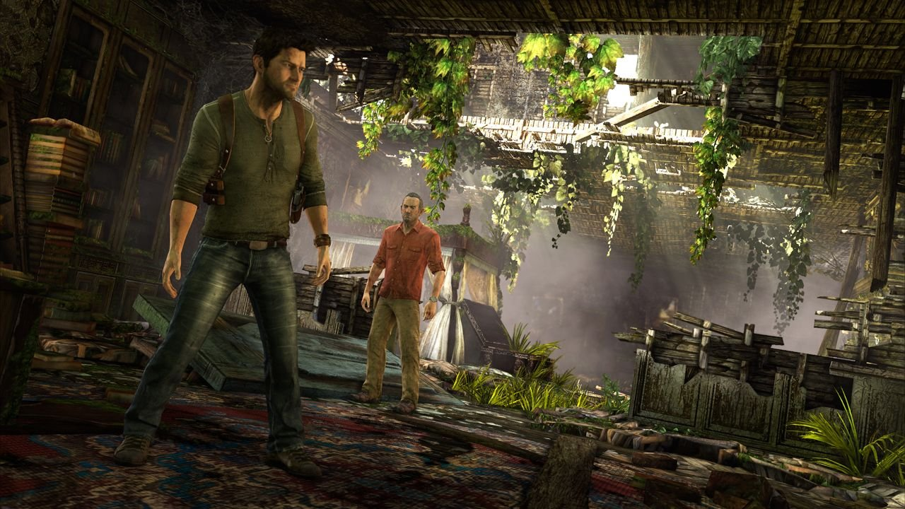Uncharted 3: Drake's Deception - 44294