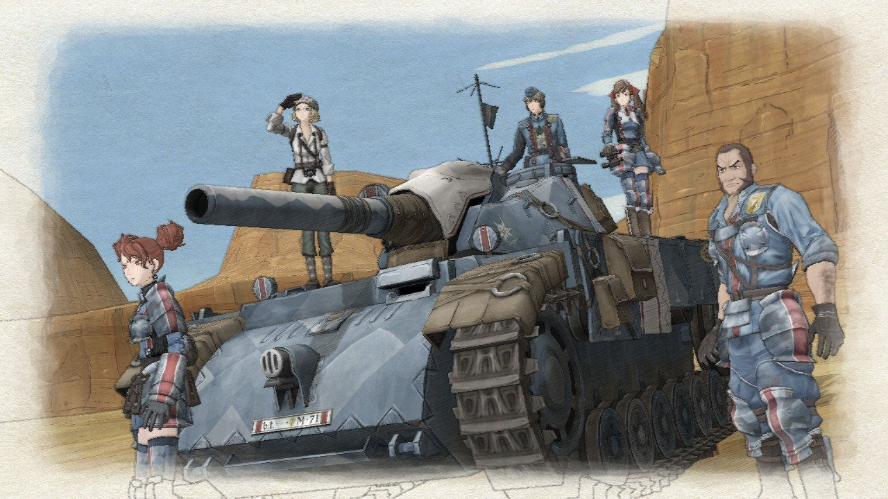 Valkyria Chronicles - 27956