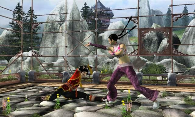 Virtua Fighter 5 - 04701