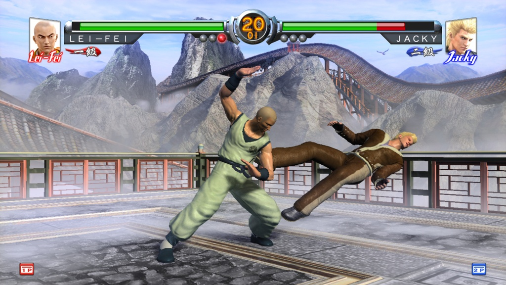 Virtua Fighter 5 - 04692