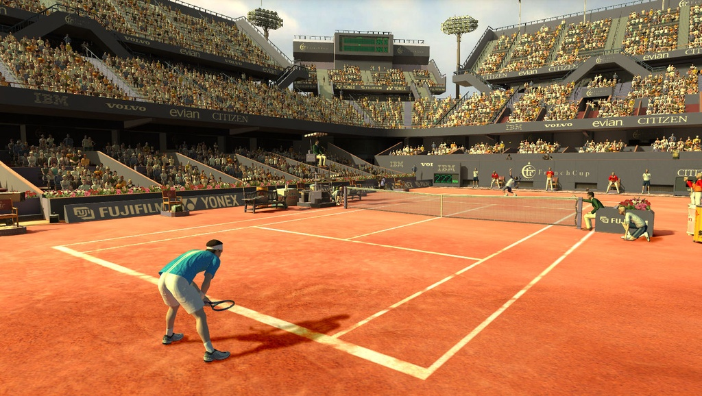 Virtua Tennis 3 - 03550