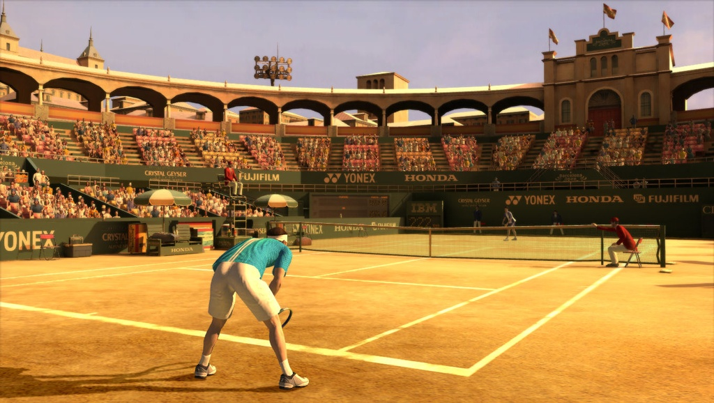 Virtua Tennis 3 - 03555