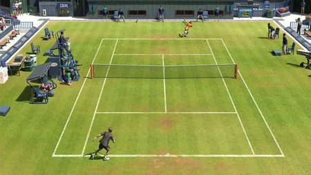 Virtua Tennis 3 - 03559