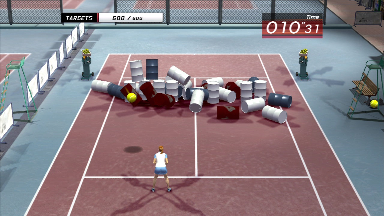 Virtua Tennis 3 - 03537
