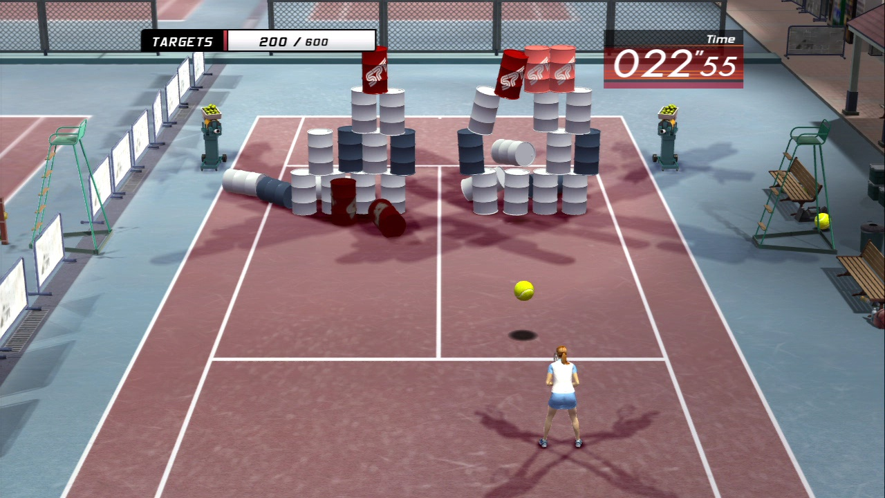 Virtua Tennis 3 - 03538
