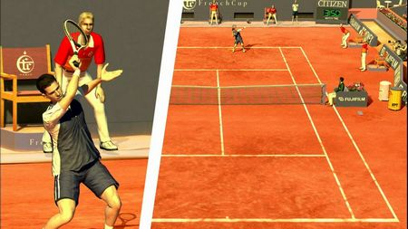 Virtua Tennis 3 - 03536