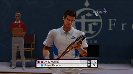 Virtua Tennis 4 - 43448