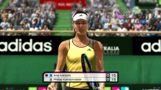 Virtua Tennis 4 - 43437