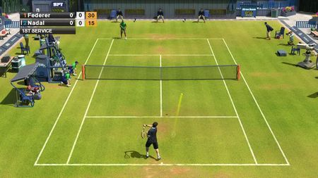 Virtua Tennis 2009 - 35683