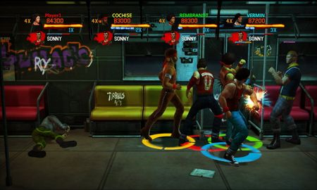 The Warriors: Street Brawl - 36731