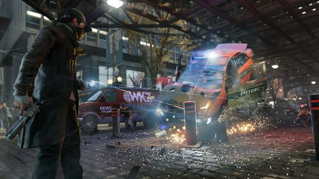 Watch Dogs - 48795