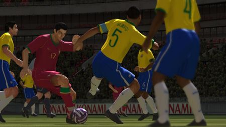 Winning Eleven: Pro Evolution Soccer 2008 - 14002