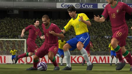 Winning Eleven: Pro Evolution Soccer 2008 - 14003