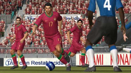 Winning Eleven: Pro Evolution Soccer 2008 - 13996