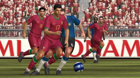 Winning Eleven: Pro Evolution Soccer 2008 - 13998