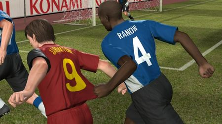 Winning Eleven: Pro Evolution Soccer 2008 - 13993