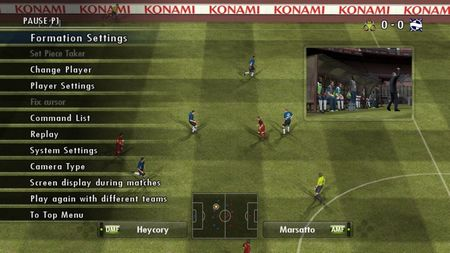 Winning Eleven: Pro Evolution Soccer 2008 - 13994