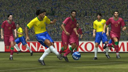 Winning Eleven: Pro Evolution Soccer 2008 - 13991