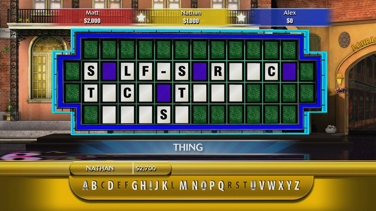 Wheel of Fortune - 34073