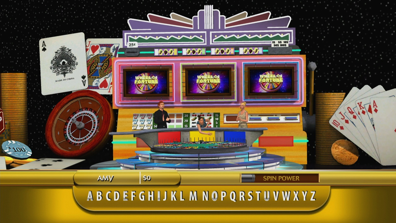 Wheel of Fortune - 34079