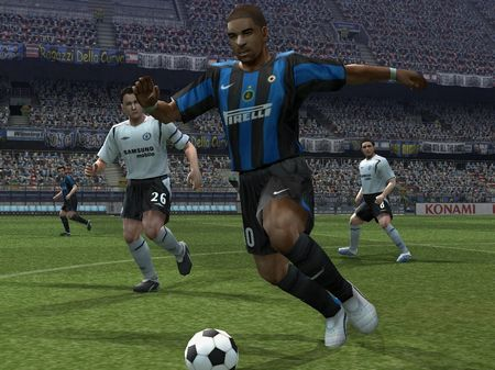 Winning Eleven: Pro Evolution Soccer 2007 - 01363