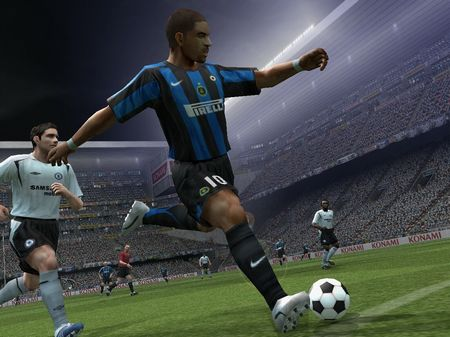 Winning Eleven: Pro Evolution Soccer 2007 - 01365