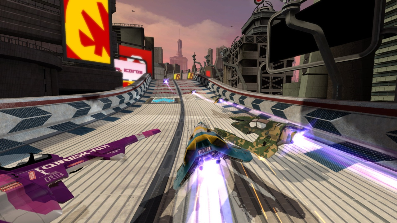 wipeout ps3