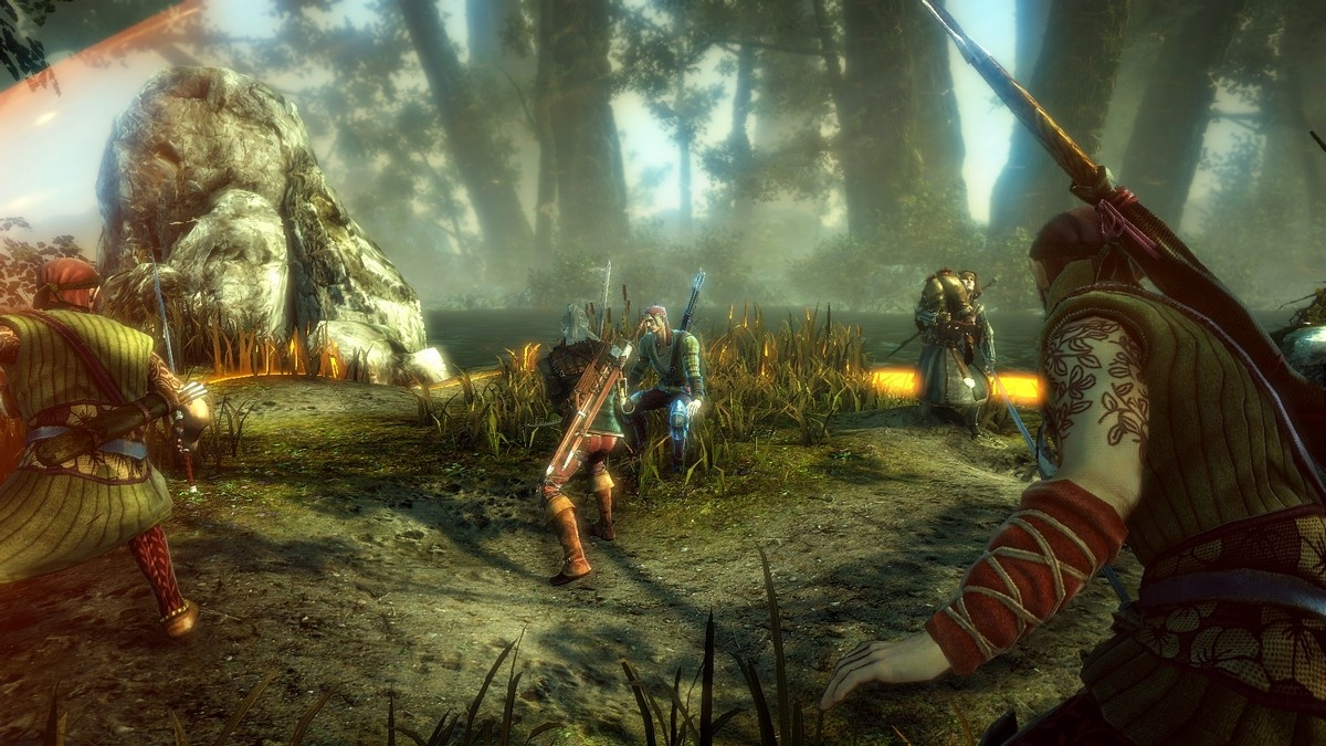 The Witcher 2: Assassins of Kings - 40221