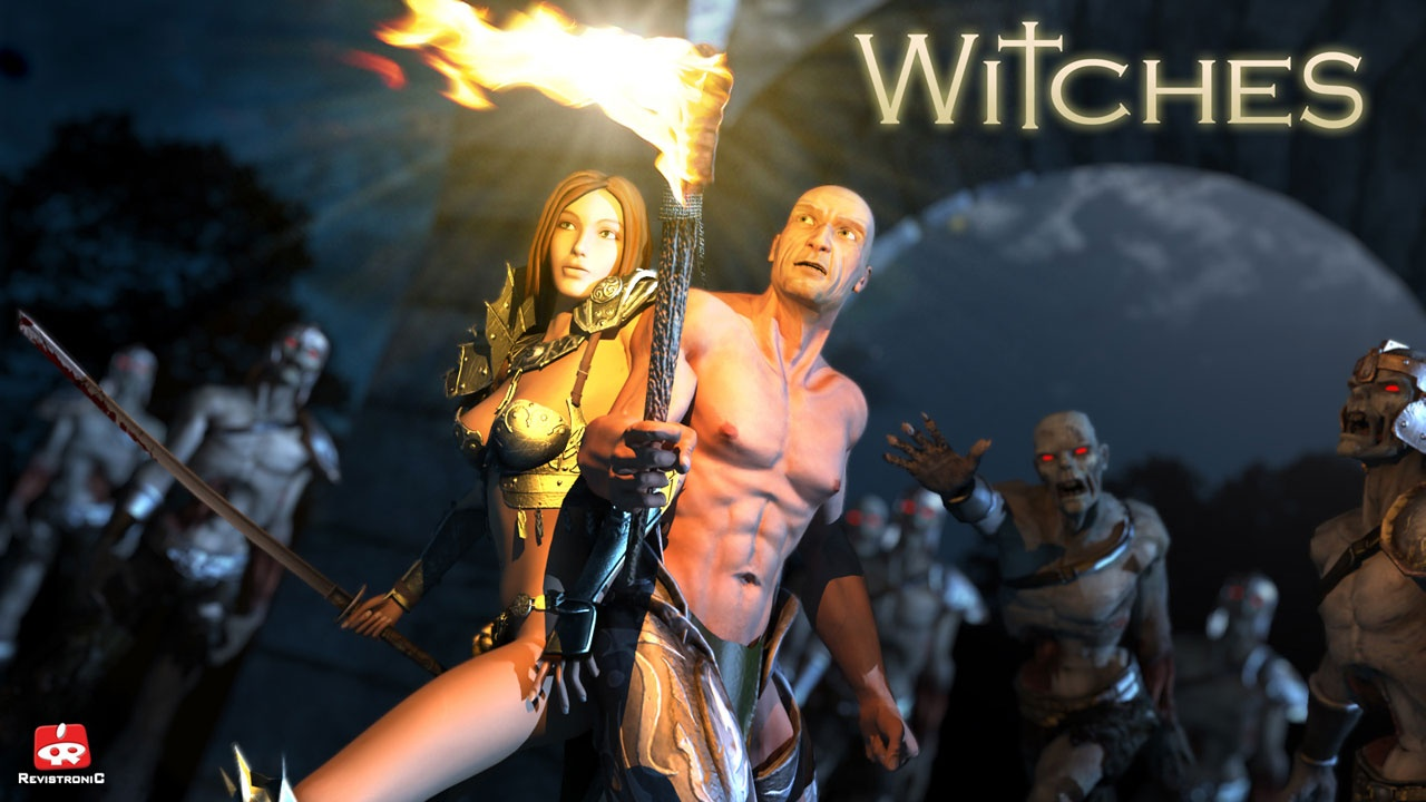 Witches - 22964