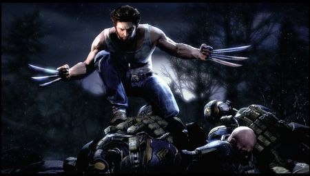 X-Men Origins: Wolverine - 32380