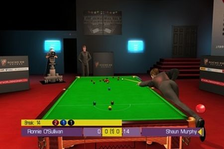 WSC REAL 08: World Snooker Championship - 24436