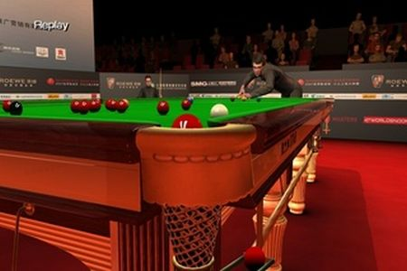 WSC REAL 08: World Snooker Championship - 24438