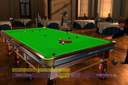 WSC REAL 08: World Snooker Championship - 24441