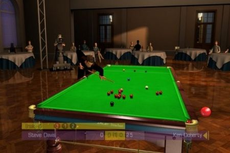 WSC REAL 08: World Snooker Championship - 24442