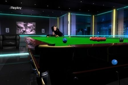 WSC REAL 08: World Snooker Championship - 24443