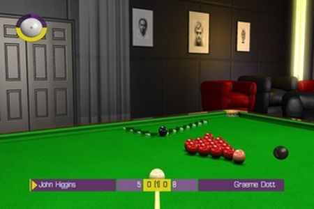 WSC REAL 08: World Snooker Championship - 24444