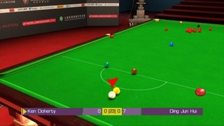 WSC REAL 08: World Snooker Championship - 24445