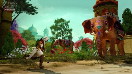 Assassin's Creed Chronicles: India - 04237