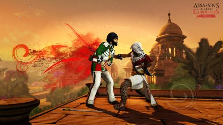 Assassin's Creed Chronicles: India - 04240