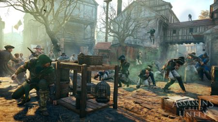 Assassin's Creed Unity - 01805