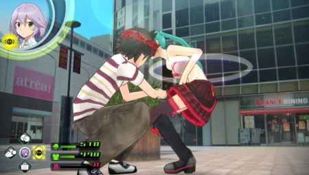 Akiba's Trip: Undead and Undressed - 01938