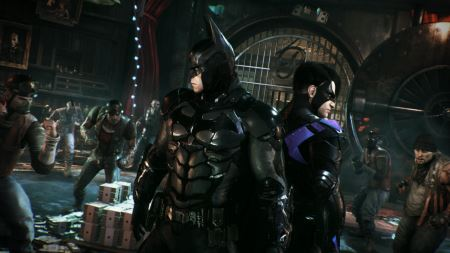 Batman: Arkham Knight - 02827