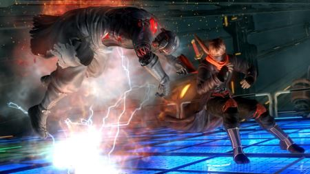 Dead or Alive 5: Last Round - 02110