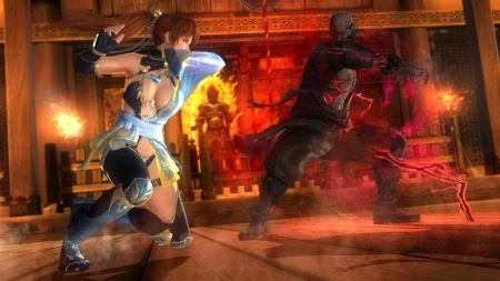 Dead or Alive 5: Last Round - 02108