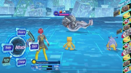 Digimon Story Cyber Sleuth - 08538