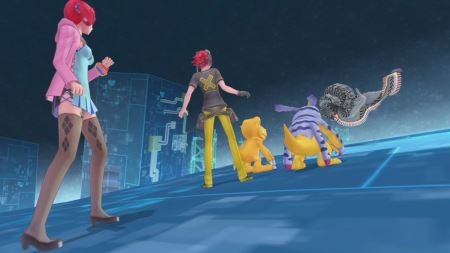 Digimon Story Cyber Sleuth - 08540