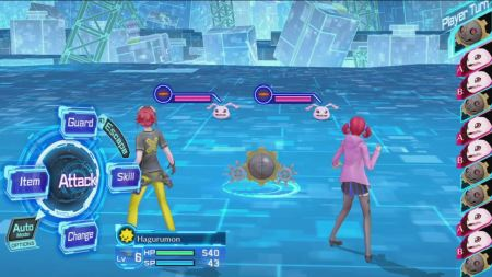 Digimon Story Cyber Sleuth - 08536