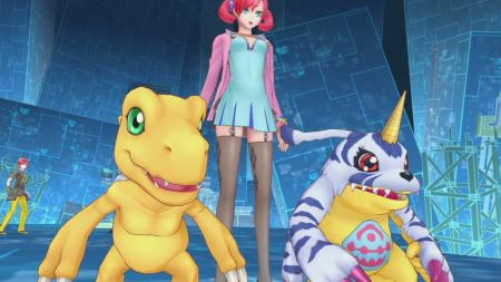 Digimon Story Cyber Sleuth - 08539