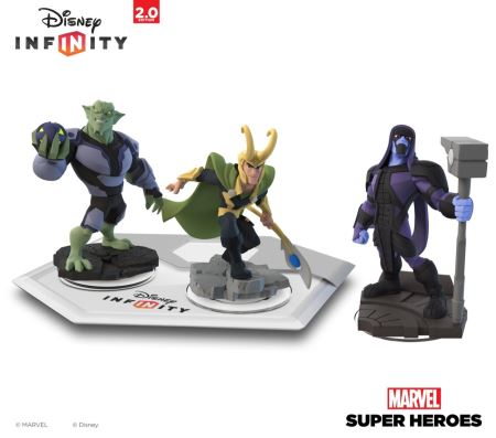 Disney Infinity 2.0: Marvel Super Heroes - 01128