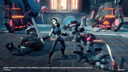 Disney Infinity 2.0: Marvel Super Heroes - 01129
